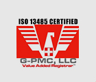G-PMC, LLC - ISO 13485 Certified